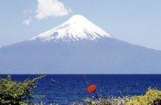 Los volcanes del Mundo en Chile